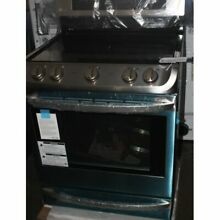 LG 6 3 cu  ft Electric Single Oven Range with ProBake Convection LRE4213st