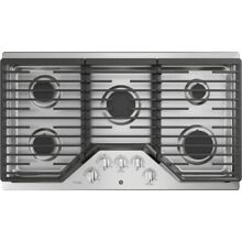 GE Profile 36  Stainless Steel Gas Cooktop