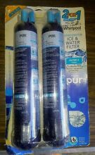 PUR by Whirlpool refrigerator water   ice filter  3
