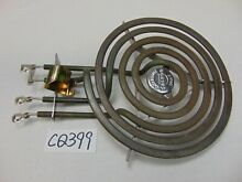 NEW GENUINE CALROD 6  ELECTRIC BURNER UNIT RANGE ELEMENT