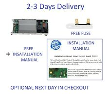 2 3 Days Delivery W10174746 Whirlpool Dryer Control  W10174746 FREE FUSE