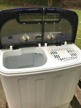 USED once Portable Mini Laundry Washing Machine and Spin Camping Dorm Apart