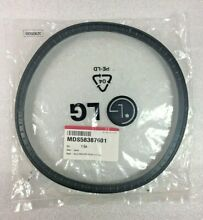 MDS58387601 New Genuine OEM LG Dishwasher Sump Gasket