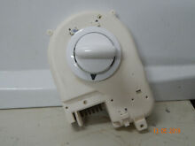 GE WASHER TIMER AND KNOB WH12X10300 WH11X10033 WH01X10061