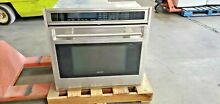 USED WOLF 30  OVEN SO30F S DEFECTIVE INTERIOR FINISH MAY BE WARRANTIED BY WOLF