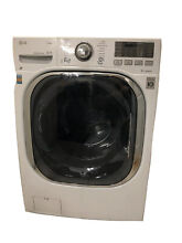 Lg 3997 WM3997HWA all In One Washer Dryer Combo 120v Ventless 27  wide 4 3 cu ft