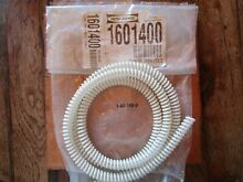 SUB ZERO DRAIN HOSE NEW STOCK 1601400  FRESH OEM FACTORY