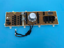 Genuine Kenmore Elite LG Washer User Control Board With Control Knob EBR75351402