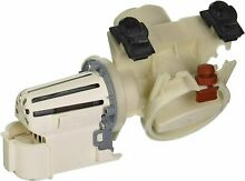 2 3 days delivery Washer  Drain Pump compatible with  B084HMT9BL B00DM8JFIK
