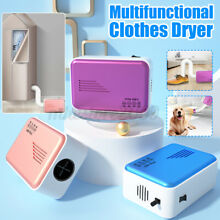 800W Electric Clothes Dryer Machine Folding Drying Bag Portable Home Dormitory