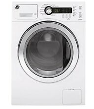 GE  WCVH4800KWW 24 Inch Front Load Washer in White NEW IN BOX