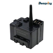 WR07X10097 Refrigerator Compressor Overload   Start Relay for GE by Beaquicy