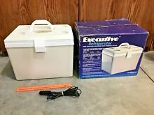 Portable Executive brand 12 volt DC electric cooler warmer  FREE shipping