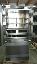 NEW Dacor 36  French Door  Panel Ready  Refrigerator w SteelCool DRF367500AP