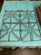 4 New GE Gas Range Burner Gray Grate Part   WB31K10035