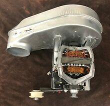 Maytag Dryer Drive Motor with Fan Assembly W10396028  W10693363   P MT 234