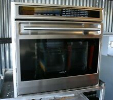 Wolf 30  S030f s   E Series Transitional Stainless Single Wall Oven SUB ZERO