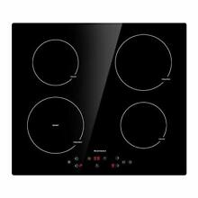 Induction Cooktop 24 inch  ECOTOUCH Electric Cooktop Counter Built in Stove