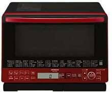 HITACHI MRO S8Y RED Microwave healthy chef 31L   AC 100 Domestic NEW Japan F S