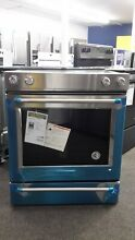 30 Inch 5 Element Electric Slide In Convection Range