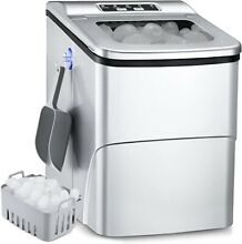 Portable Ice Maker 26Lbs 24H Self Cleaning Ice Maker Machine for Countertop Best
