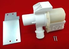 Washer Drain Pump   Motor for General Electric AP5803461  PS8768445  WH23X10030