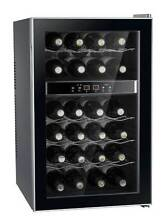 Sunpentown Dual Zone Thermo Electric 24 Bottle Wine Cooler Freestanding WC 2462M
