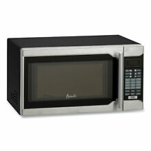Avanti MO7103SST 0 7 CF Touch Microwave   Black Cabinet w  Stainless Steel Front