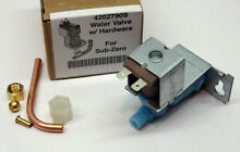 4202790S Refrigerator Water Valve for Icemaker Ice Maker for Sub Zero