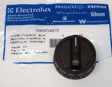 5303210272 Electrolux Range Oven Thermostat Knob Black AP2139175 PS456413