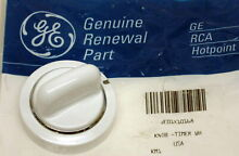 WE01X10168 Genuine GE Dryer Timer Control Knob replaces AP3422217 PS783664