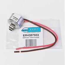 WP4387503 Refrigerator Defrost Thermostat for Whirlpool AP3108454 PS371255