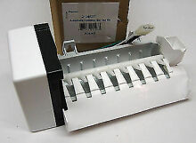 2198597 Refrigerator Icemaker for Whirlpool Kitchenaid 2198598 W10122502