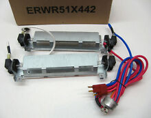 WR51X442 for GE Refrigerator Defrost Heater w  Thermostat Asm AP2071464 PS303933