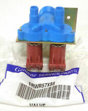 WR57X88 for GE Refrigerator Icemaker Water Valve Coil Solenoid PS304424