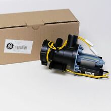 WH23X10011 Genuine GE Washer Washing Machine Pump Motor OEM PS271331 AP2046377