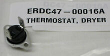 DC47 00016A for Samsung Dryer Thermal Fuse Thermostat AP4201894 PS2038378