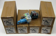 6 Pack of Water Valves 242252702 for Electrolux Frigidaire Refrigerators
