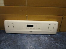 KENMORE RANGE CONTROL PANEL PART  9755700