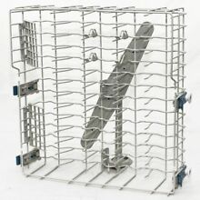 W10253040 Whirlpool Dishwasher Tier Rack Svc Kit Std Tu OEM W10253040