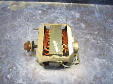 KENMORE WASHER MOTOR PART  358589