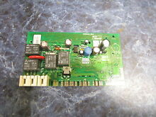 MAYTAG DRYER CONTROL PANEL PART  W10290164