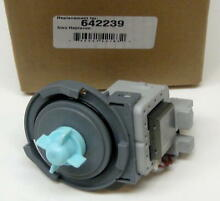Dishwasher Drain Pump for Bosch 00642239 AP3996662 PS8729769 642239