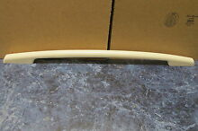 MAYTAG RANGE OVEN DOOR HANDLE  BISCUIT  PART   W10111311