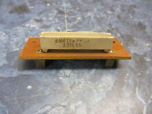 Hotpoint Dryer Resistor board WE04x0499