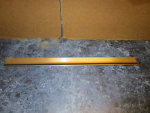 WHIRLPOOL REFRIGERATOR DOOR SHELF TRIM PART  23 3 4 X1 3 4 PART  2163341