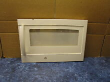 GE MICROWAVE DOOR PART  WB56X11016