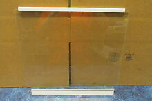 GE REFRIGERATOR GLASS SHELF PART   WR32X1269