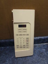 GE MICROWAVE CONTROL PANEL PART  WB07X11273 WB27X11081