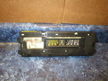 GE RANGE OVEN CONTROL BOARD PART  WB24T10224